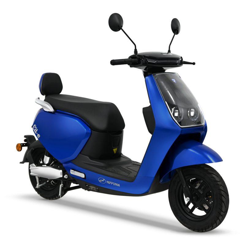 Nipponia Cit-e e-scooter