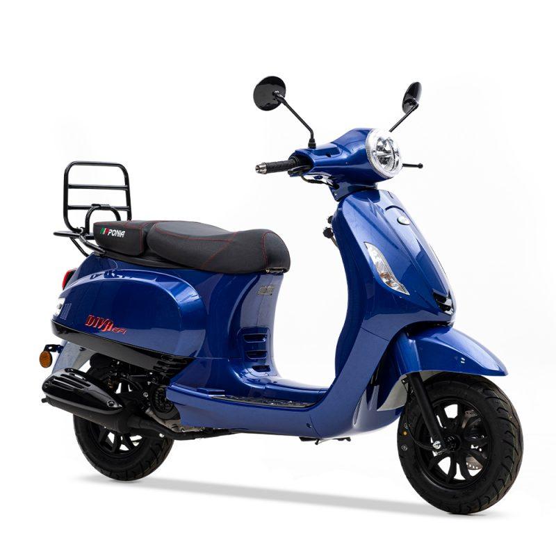 Nipponia Diva scooter