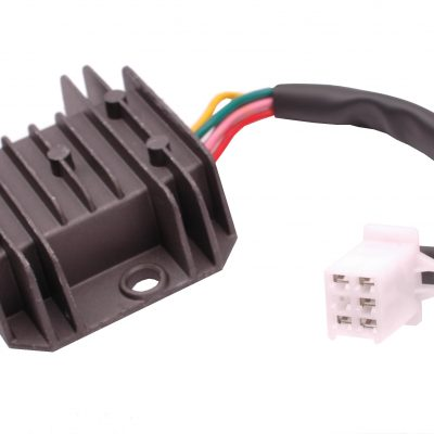 Spanningsregelaar Kabel 5-polig   GY6 4T